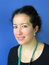 Marie-May Coissieux - Lab Manager